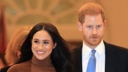 Почему принц Гарри назвал дочь вчесть королевы— объясняет психолог