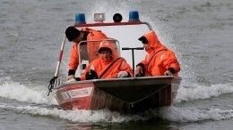 ВКалининградской области затонул рыболовецкий траулер— видео
