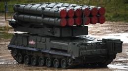 Все цели обнаружены иперехвачены: ЗРК «Бук-М3» протестировали вКрыму