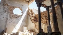 Эпоха Возрождения: как российские ученые спасают шедевры архитектуры вСирии?