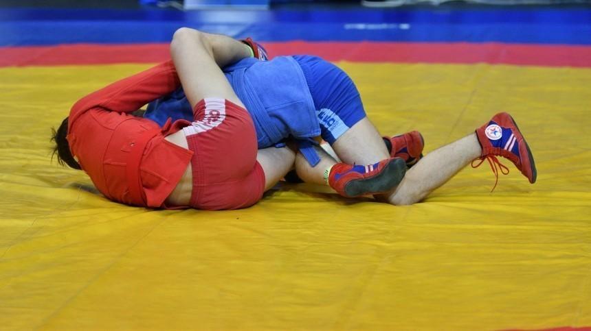 Открытый чемпионат посамбо прошел вмаленьком селе Орловской области