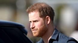 Елизавета II пригласила принца Гарри напримирительный ужин после родов Меган