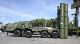 ВЛенобласти прошли боевые учения расчетов систем С-400 «Триумф»