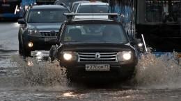 Ливни ипотопы: как жители ряда российских регионов спасались отразгула стихии