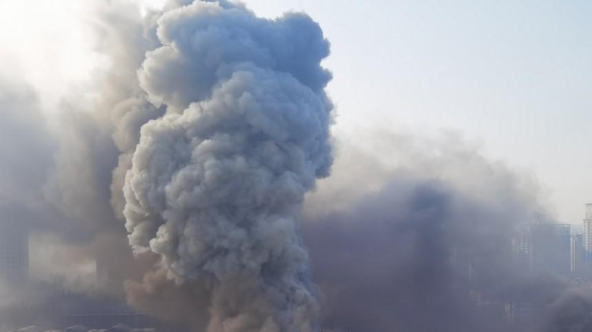 ВКитае взорвался завод попроизводству поликремния