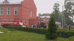 Пожар вбольнице Рязани мог начаться из-за возгорания аппарата ИВЛ