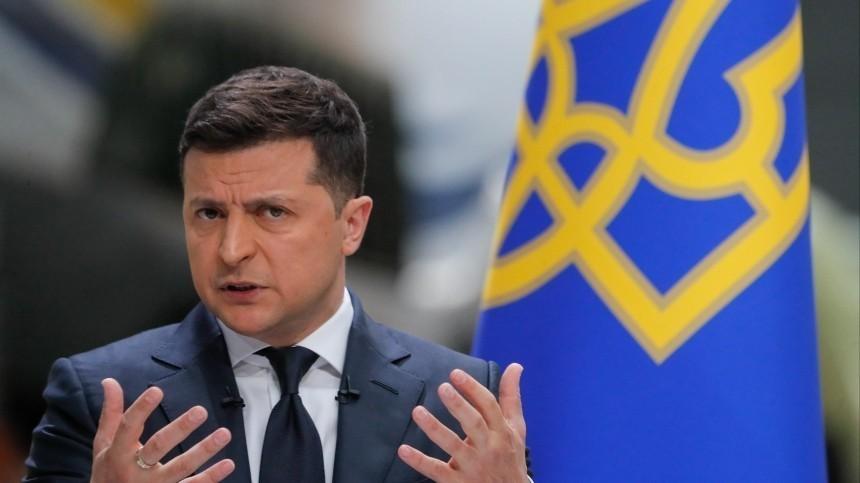 Заблудились «втрех Зеленских»: пресс-служба президента Украины попала впросак спереводом его фамилии