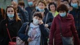 ВМоскве усиливают контроль заношением масок иперчаток вобщественных местах