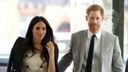 Елизавета II наконец-то увидела новорожденную дочь Меган Маркл ипринца Гарри