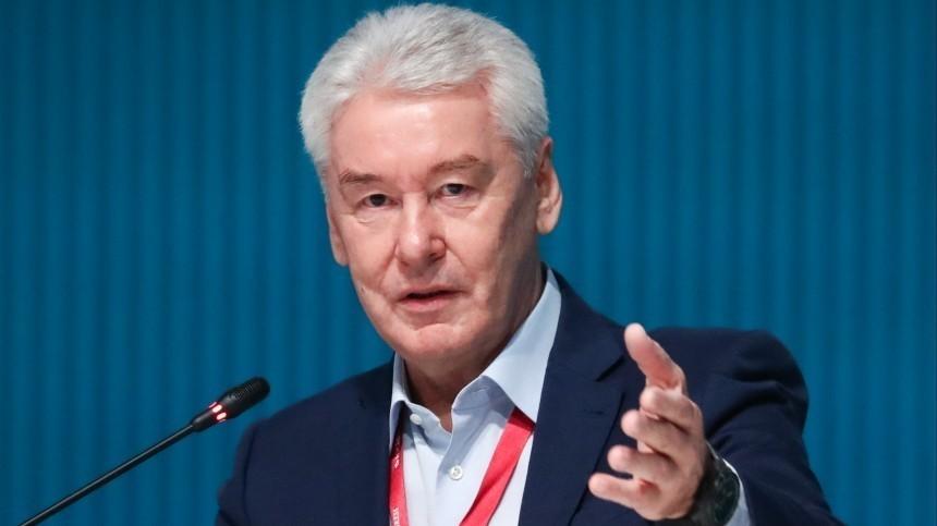 Собянин оценил необходимость нового локдауна вМоскве из-за коронавируса