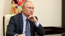 «Напоминает практику нацистской Германии»: Путин обидее делить народы на«коренные инет»