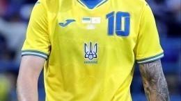 Путин оценил скандальную форму сборной Украины ссилуэтом Крыма