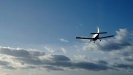 Легкомоторный самолет совершил жесткую посадку под Ростовом— фото