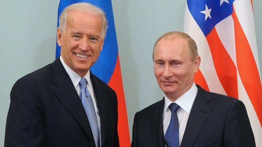Кремль: тема Украины наверняка будет затрагиваться навстрече Путина иБайдена