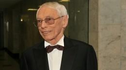 Композитор Зацепин отпраздновал 95-летний юбилей концертом в«Крокус Сити Холле»