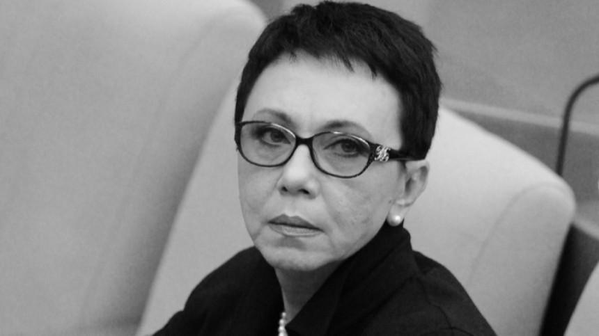 На69-м году жизни умерла депутат Госдумы исестра министра обороны Лариса Шойгу