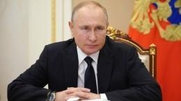 Как Путин одним заявлением «выстрелил изпушек» пополитикам наЗападе— украинский журналист