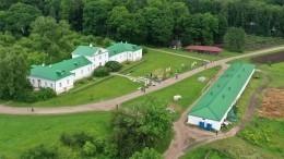 ВТуле открыли филиал музея-усадьбы Льва Толстого «Ясная Поляна»— видео