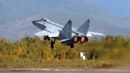 Истребитель МиГ-31 получил ракеты малой дальности Р-74М