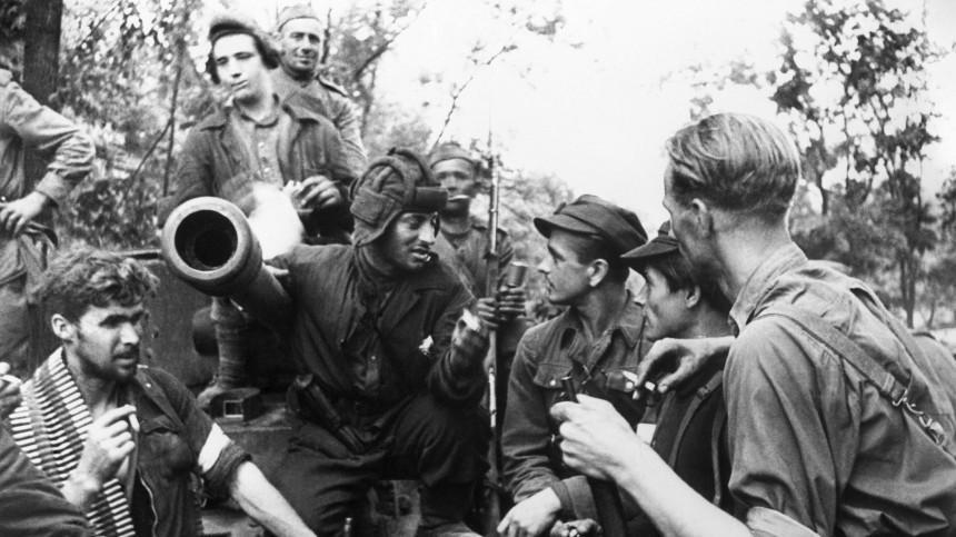 Минобороны РФрассекретило архивы обосвобождении Литвы