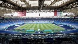 Рим готовится кматчу открытия Чемпионата Европы пофутболу