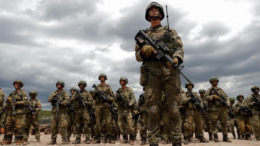 «Нето, что выдумаете»: стало известно оплане НАТО по«сокрушению» России