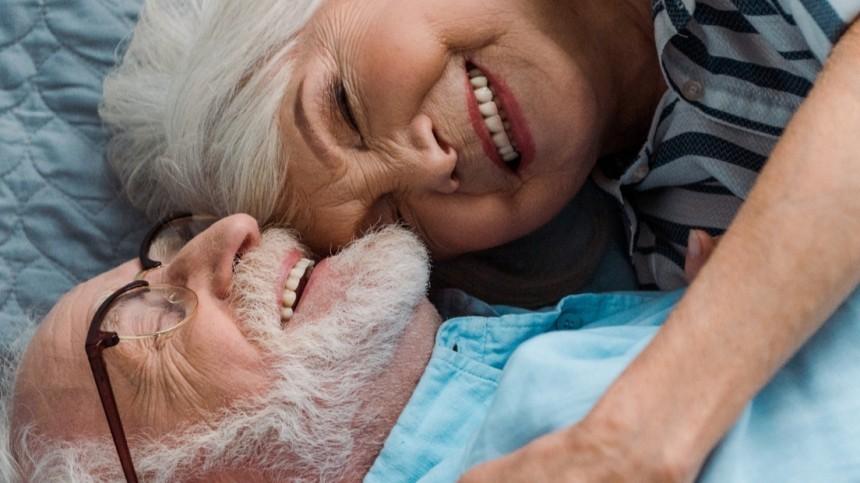 Как наладить секс сновым партнером после 50 лет? —совет отСябитовой