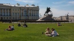 Погазонам ходить! Администрация Петербурга приняла историческое решение