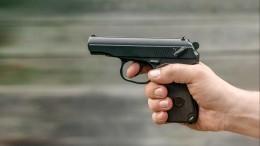 Сотрудники ГИБДД открыли стрельбу впогоне занарушителем под Саратовом— видео