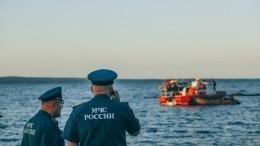 Три подростка утонули вОнежском озере вКарелии