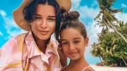 Ксения Бородина подарила старшей дочери колье иподвеску Tiffany— видео