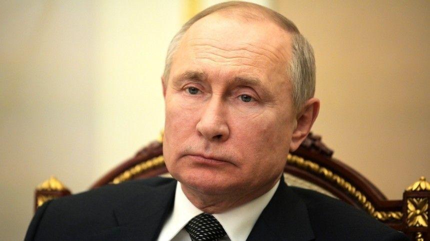 Путин винтервью NBC рассказал осудьбе виновных врезонансных убийствах— видео
