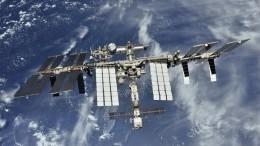 «Самое родное место наЗемле»: космонавты поздравили сДнем России сборта МКС