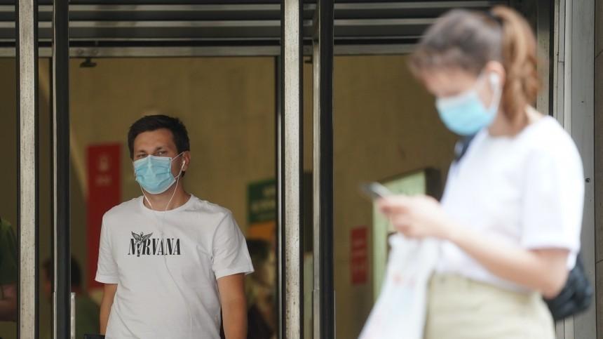 ВОперштабе разъяснили введенные вМоскве эпидемиологические ограничения