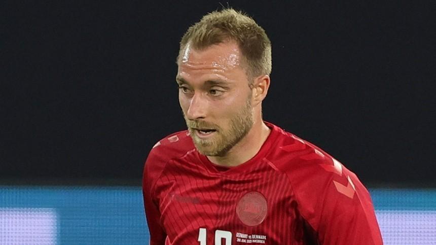 Стали известны подробности состояния футболиста Дании, потерявшего сознание вовремя игры Евро-2020