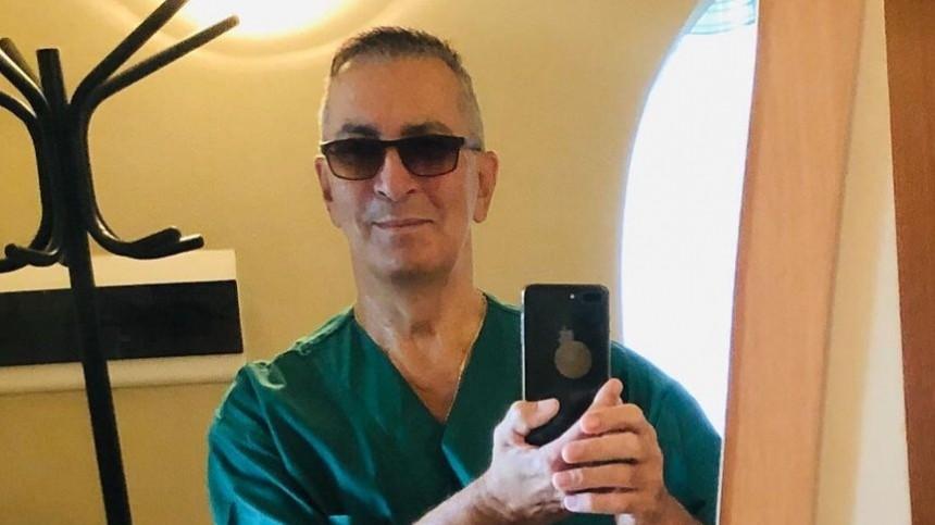 «Выздоравливай, друг!»— Буйнов иКузьмин угодили водну больницу