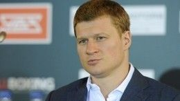 Российский боксер Александр Поветкин объявил озавершении карьеры