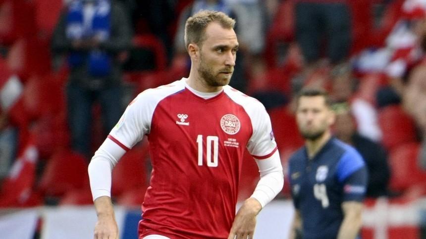 Тренер сборной Дании передал первые слова Эриксена после прихода всознание