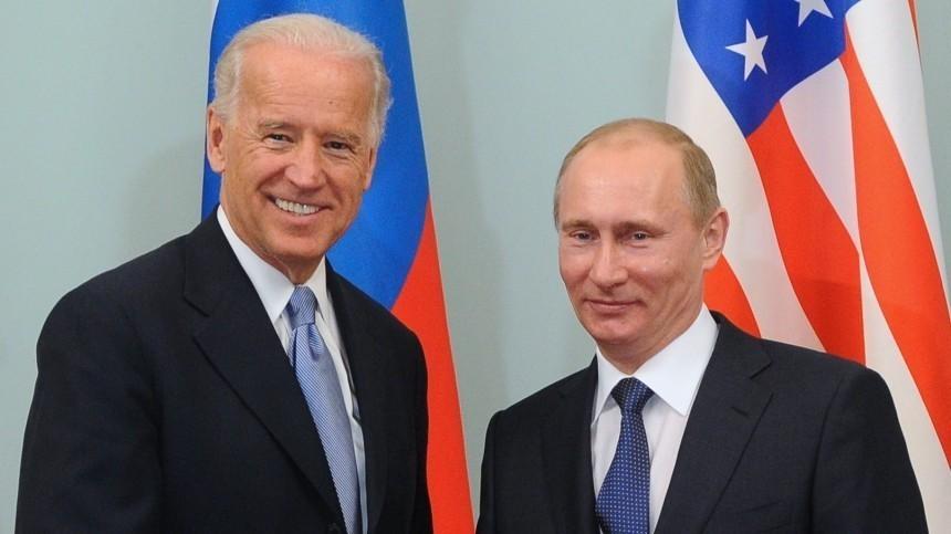 Байден объяснил, почему Путин неподдается давлению состороны США
