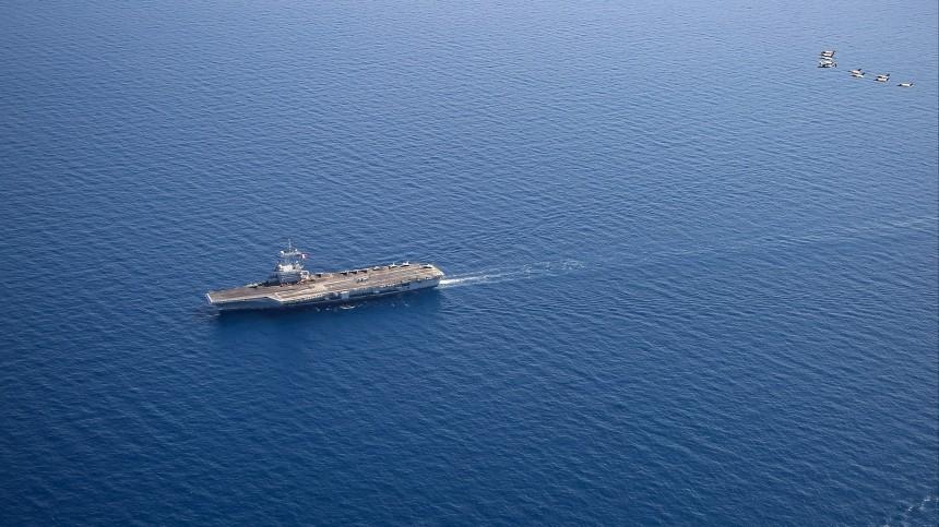 Военные корабли Нидерландов иВеликобритании вошли вЧерное море