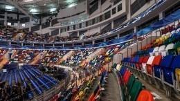 «Мегаспорту» пригрозили закрытием после аншлага наконцерте «Зверей»