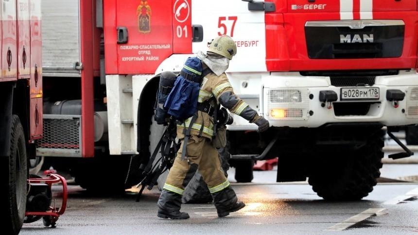 Сборную Словакии эвакуировали из-за пожара вгостинице Петербурга