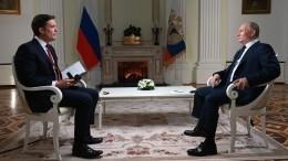 Владимир Путин рассказал, каким видит своего преемника