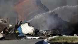 Число пострадавших врезультате мощного взрыва АЗС вНовосибирске возросло до35