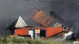 Массовые проверки АЗС стартуют вНовосибирске после взрыва заправки