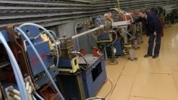 Разработки «Курчатовского института» помогут развитию технополиса «Эра»