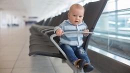 Сhild on board: психолог дал советы, как «непридушить» ребенка вдороге