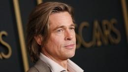 Почему Анджелина Джоли против общения Брэда Питта сдетьми?