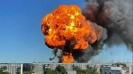 «Бежал инакрыло огненной волной»— что привело кмощному взрыву вНовосибирске