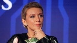 Захарова посмеялась над словами Зеленского оприглашении Украины вНАТО